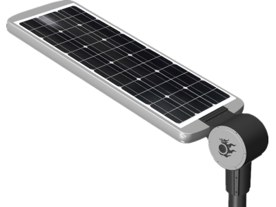 ​Integrated (All in one) 30W Solar street LED Light