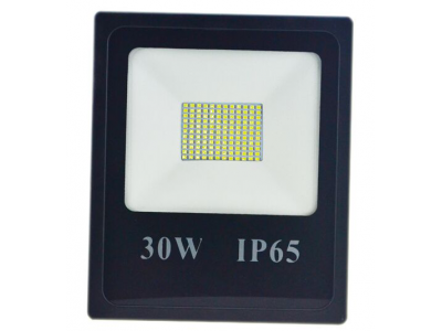 165-170LM/W High Lumen 30W LED Flood Light